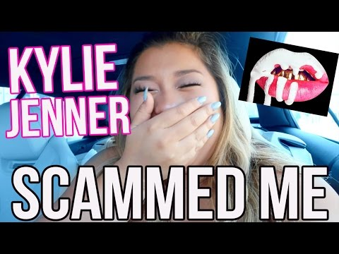 KYLIE JENNER SCAMMED ME!! (not clickbait)