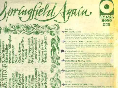 Buffalo Springfield- Broken Arrow (mono)
