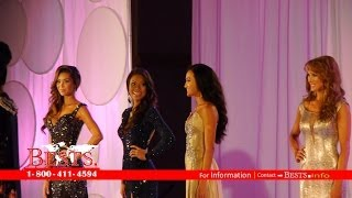 Miss Hawaii Usa 2014 Pageant | Final 5 Interview @ Modern Honolulu, Hi