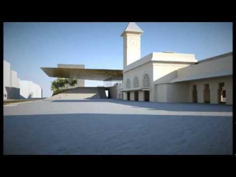 CASABLANCA-  Oncf future gare casa voyageurs.
