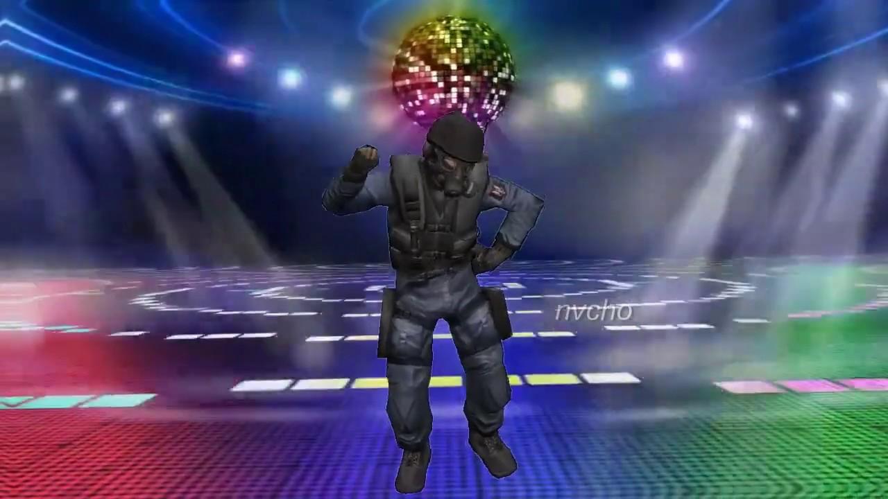 GMod epic default dance