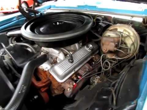 1969 Camaro Z 28 Original Unrestored 25 000 Actual Miles