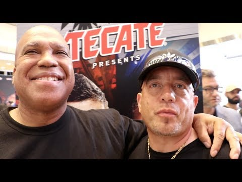 ANDRE ROZIER TALKS GGG-DEREVYANCHENKO, CANELO & UNCERTAIN ON TRAINING DANNY JACOBS MOVING FORWARD
