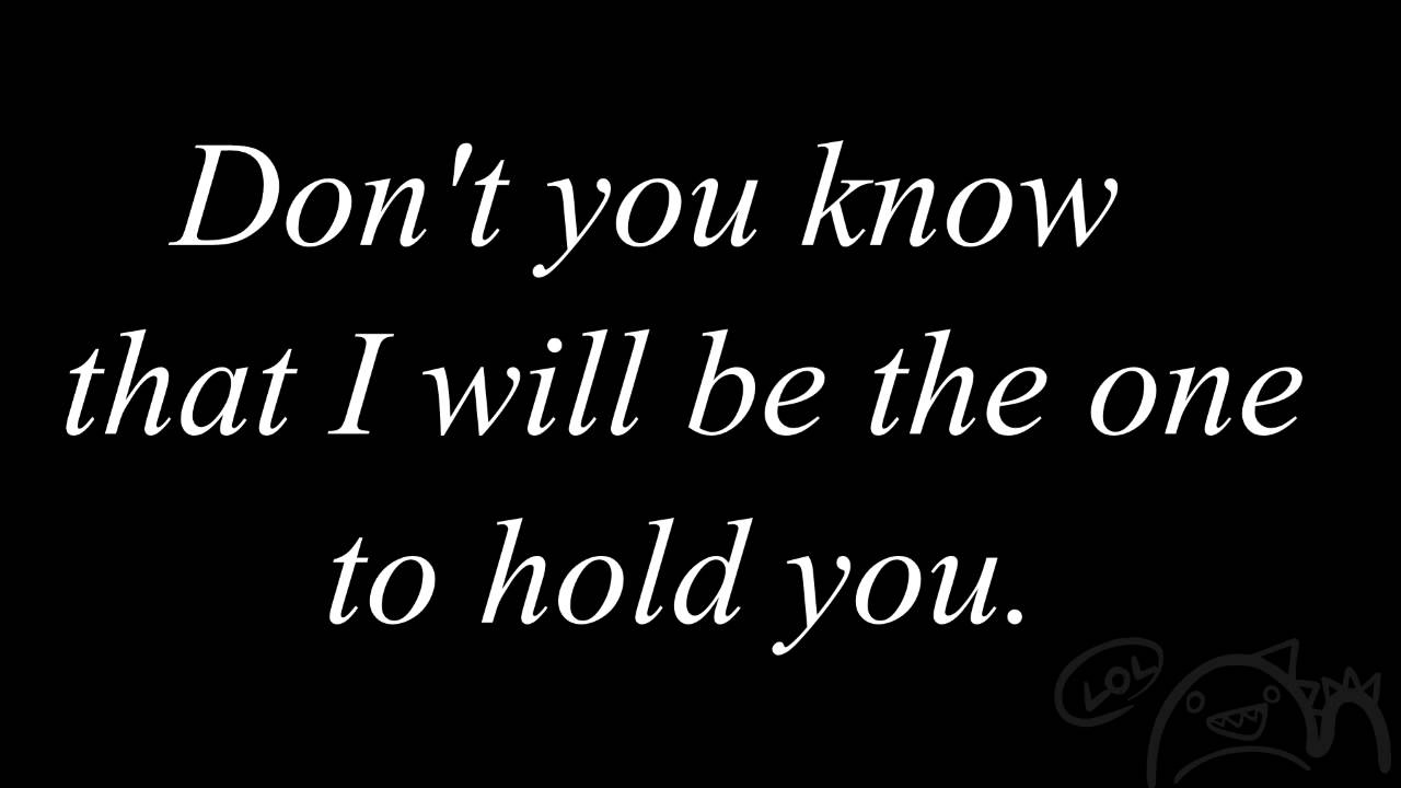 Yours To Hold By Skillet Lyrics