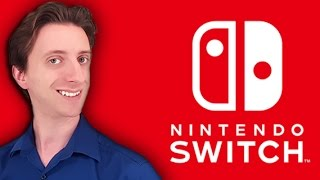I Played the Nintendo Switch - Preview, Hands-On, & Thoughts