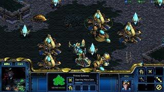 StarCraft: Remastered Co-op-Kampagne BW-Protoss-Mission 7 - Die Aufständischen