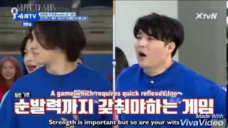"Download (Super TV) Shindong vs Kim Heechul . teukkie ""This is the first time i've seen you so excitedly"" Mp3 and Videos"