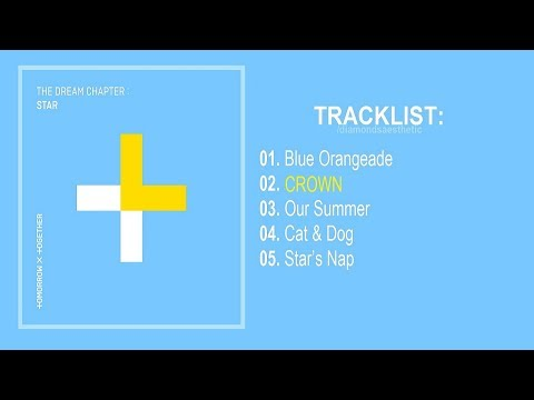 [FULL ALBUM] TXT - The Dream Chapter: STAR  (W/ DOWNLOAD LINK)