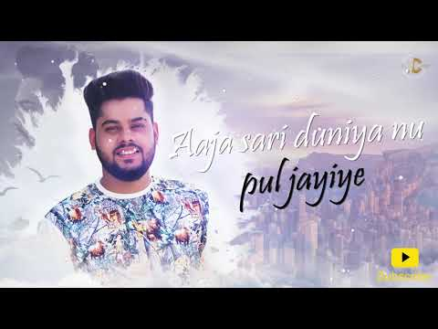 NEW PUNJABI SONGS 2017 | DIL NU PATA NI | (LYRICAL VIDEO) | DsB | JUKE DOCK |   |