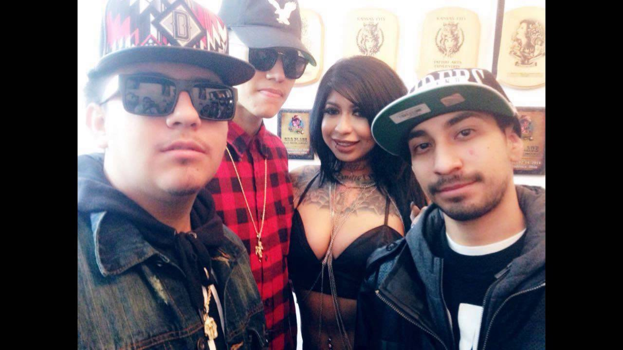 Grand opening of queens tattoo shop in sanger ca youtube for Tattoo removal in queens
