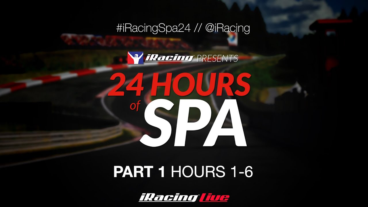 24 Hours of Spa // Part 1