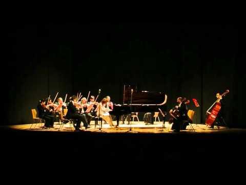 F. Liszt - Malediction - I Solisti Aquilani - Ilia Kim