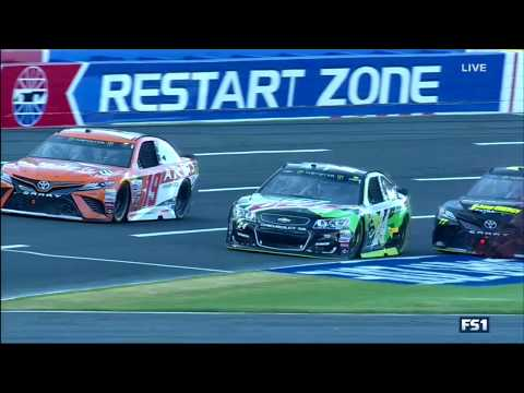 2017 NASCAR Highlights , NC Education Lottery 200 , All-Star Race 5/19 - 5/20/2017