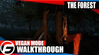 The Forest How to Enable VEGAN MODE PASSIVE MODE NO CANNIBALS