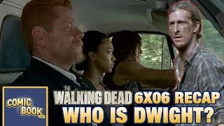 The Walking Dead 6x06: Always Accountable Recap - Who Is Dwight?