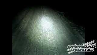 Светодиодная линейка 40Вт 20 см (дальний)(Светодиодная балка для квадроцикла, внедорожника, автомобиля. Дальний свет. http://offroadparts.ru/balka-doidnaya-cree-40vt-20cm.html., 2013-04-16T16:03:27.000Z)