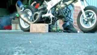 Proto pocket bike