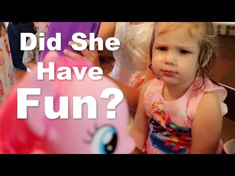 Autistic Toddler Turns 3- Lots of Birthday Fun!