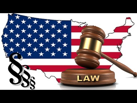 Gesetze In Amerika