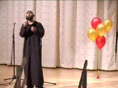 Kamal Uddin 'His name is Muhammad (pbuh)' nasheed