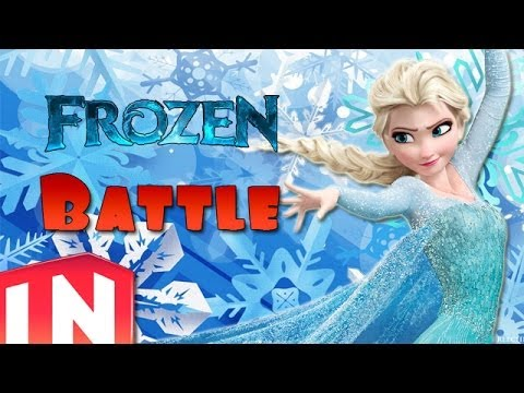 Disney Infinity: Toy Box Share - Frozen Mission