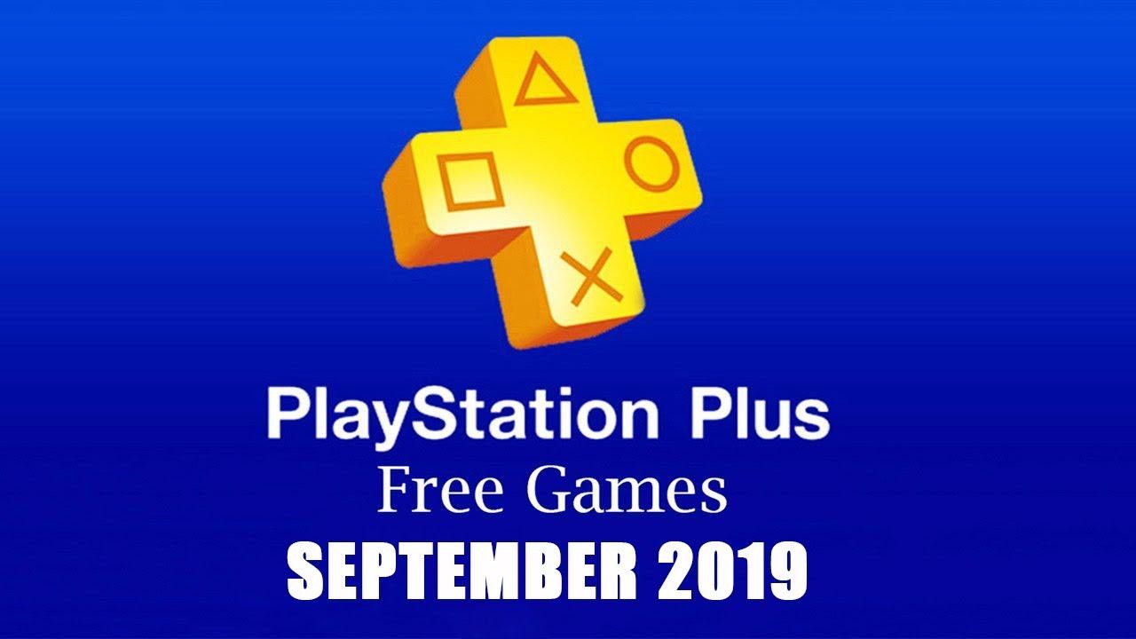 PlayStation Plus Free Games - September 2019