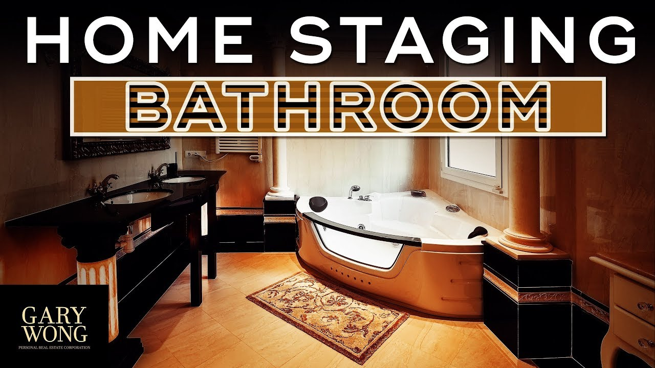 home staging tips bathrooms home staging tips ep 11 youtube