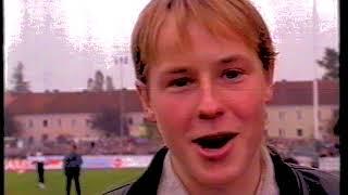 SV Ried - Austria Salzburg 0:0 - Saison 1995/96