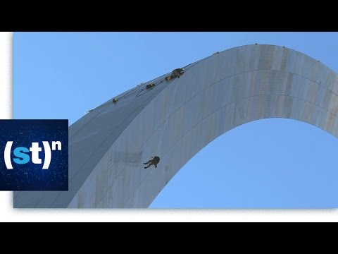 Afraid of heights? This is not the job for you | SciTech Now