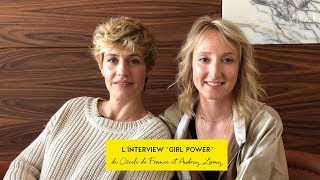 Do it in Paris - Interview de Cécile de France et Audrey Lamy