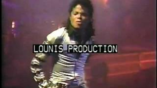 Bad Tour Rome 1988 - Another Part Of Me Full 4min
