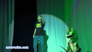 San Diego Comic Con 2011 - #16 Hypnotoad Futurama