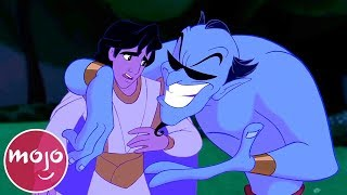 Top 10 Celeb Impersonations by Genie in Aladdin
