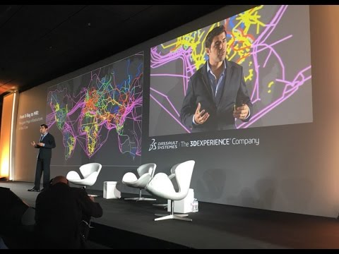 Dassault Systèmes - Design Mapping The future of Global Civilization with Parag Khanna