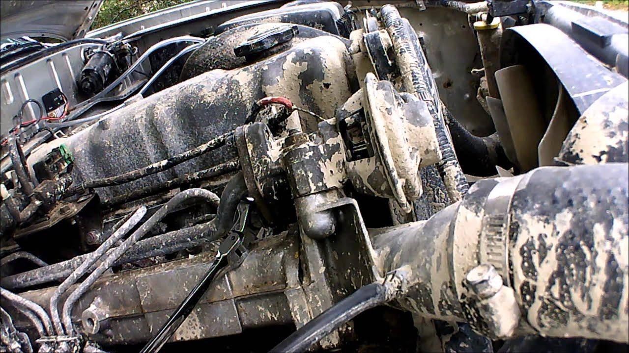 Egr Blanking On Ford Ranger 2 5 Td Mazda B Wlt