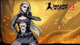 Shadow Fight 2 (БОЙ С ТЕНЬЮ 2) ПРОХОЖДЕНИЕ - ОБНОВЛЕНИЕ HAHALLOWEEN. СОЧНЫЙ РЕЙД
