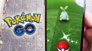 ¡TURTWIG SHINY!¡TODO el Pokémon GO COMMUNITY DAY desde DENTRO! [Keibron]