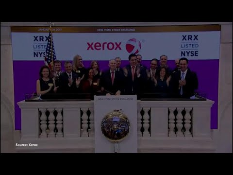 Xerox Shareholders Fight To Block Deal With Fuji