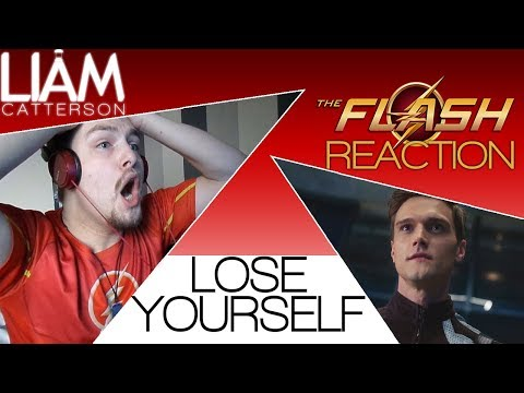 The Flash 4x18: Lose Yourself Reaction