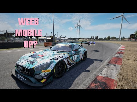 Mercedes AMG GT3 Is Ridiculously Quick | Assetto Corsa Competizione |