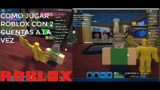 [Turorial] Come giocare con 2 account contemporaneamente su un PC Roblox