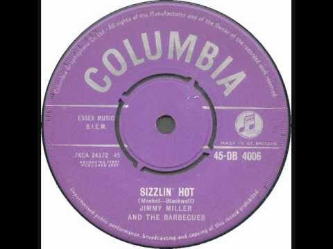 Jimmy Miller & His Barbecues - Sizzlin