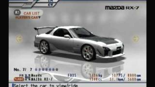 Tokyo Xtreme Racer Drift 2 - Mazda RX-7 FD3S Tune - Start to Finish