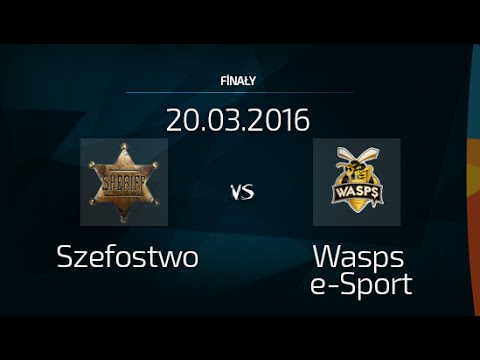 Liga FEC #2 [CS] - FINAŁ - Szefostwo vs Wasps eSport