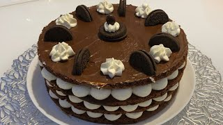 Торт ВУПИ ПАЙ Невероятно нежный и очень вкусный