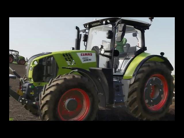 Farming Simulator 19 tak na szybko :D głęboszowanie i nawóz