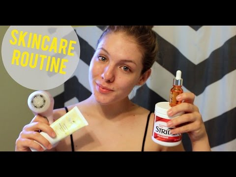 My Nighttime Skincare Routine   xoHannahMarieBeauty