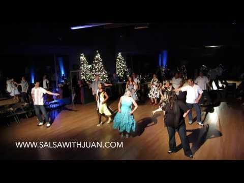 Dare to Dance First Public Performance! -  Oakland CA, Trilliant Studios