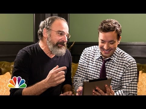 Mandy Patinkin Teaches Jimmy Fallon