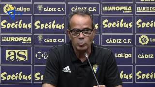 Álvaro Cervera tras Cádiz-Mallorca (29-08-16)